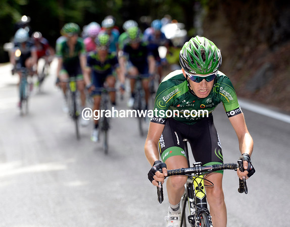 Quemeneur has attacked from Quintana's group...