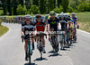 Omega-Pharma si the first team to chase, for Rigoberto Uran...