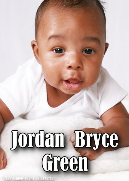 jordans Baby Trading card3-003