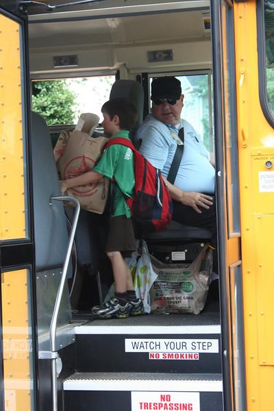 Jules' last day of school