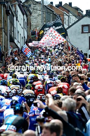 Liege - Bastogne - Liege UCI WorldTour 2014 cycling race