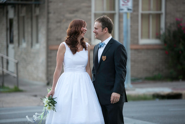 Lindsey and Todd Wedding