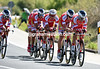 "RusVelo took 16th place, the best of the Continental-level teams, at 2' 44.81""..."