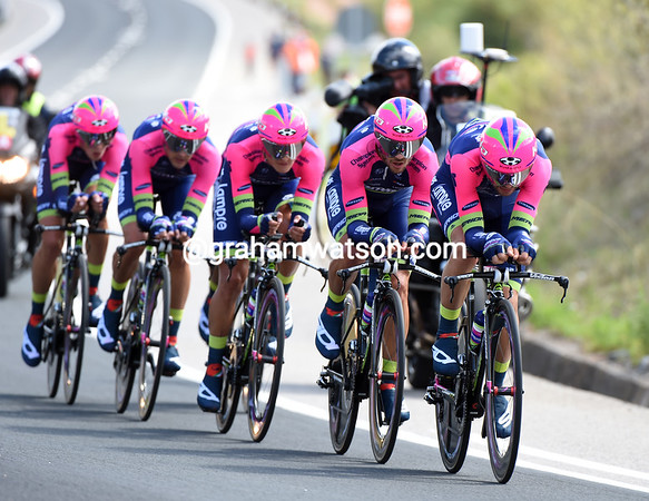 """Lapmre-Merida took 15th today, 2' 30.08"""" back..."""