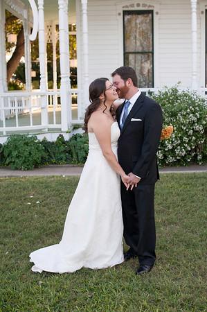 Michael and Sarah Wedding