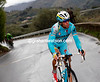 Vincenzo Nibali attacks halfway up the Cipressa - now that's a bold move..!