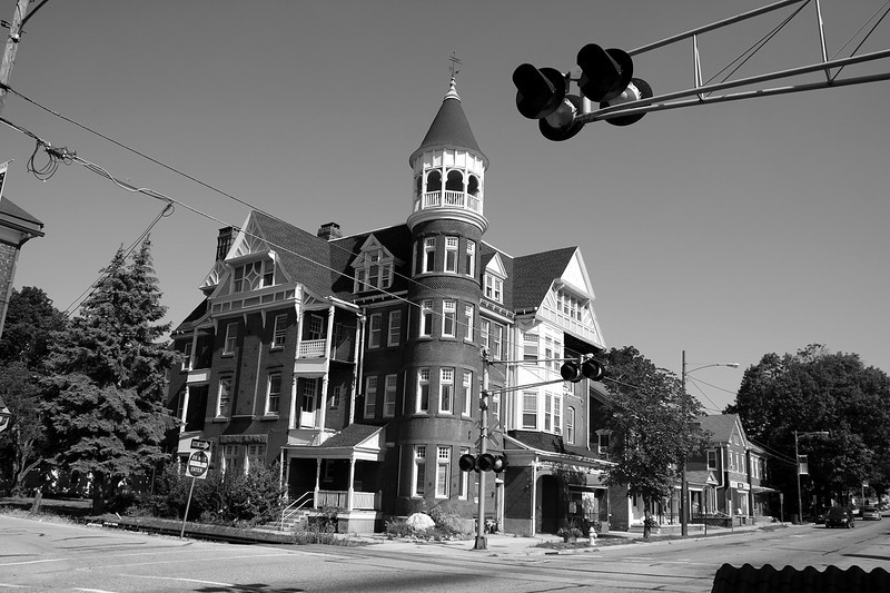 Old Hotel,Spring Grove,PA