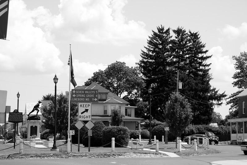 Town Square-Jefferson PA