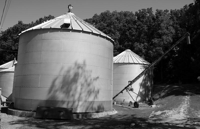 Grain Bin Complex-FeedMill-Brodbecks,PA