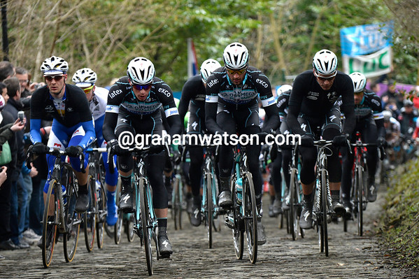Omega-Pharma are still in control...