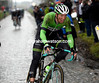 Vanmarcke attacks on the cobblestones of Volkegem...