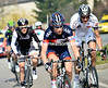 The escape sees Sylvain Chavanel flying the flag for IAM...