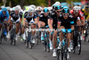 Geraint Thomas leads a Sky train in pursuit of their ex-teamate..!