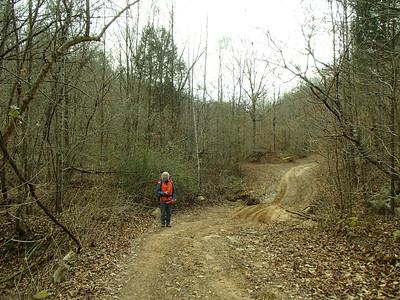 Ridgewalking/Wyvern Well 2-8-15