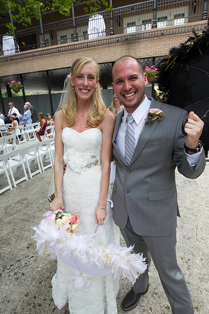 Samantha and Tyson : Wedding
