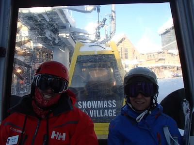 Ski Snowmass 2014