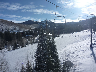 View from Link Lift