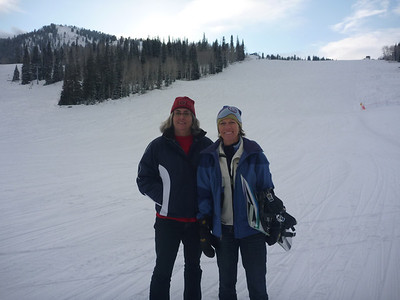 Me and Joan