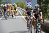 Brambilla and Poels have attacked from the peloton, inciting a series of other attacks...