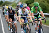 Orica-Green Edge can relax because Cameron Meyer is in the escape...