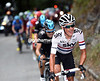 Kennaugh has been caught by Sky, but his real role is revealed by setting a brutal pace on the climb...