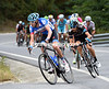 Hesjedal chases Coppel down in a saga that leads to 50-kilometres being raced in the first hour..!