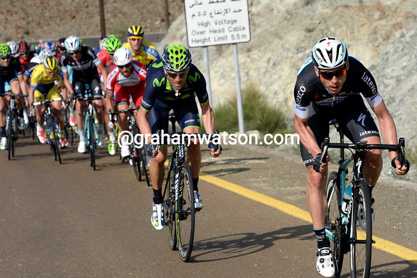 Tony Martin makes a big attack..!