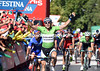 John Degenkolb wins stage five ahead of Bouhanni and Hofland...