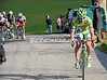 Sagan launches a blistering attack and passes Trentin with ease...