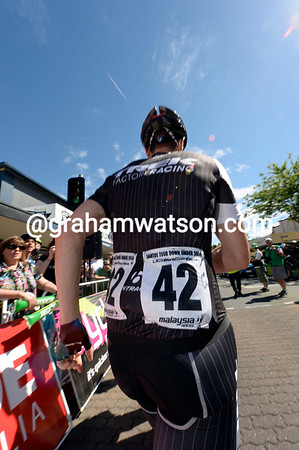 Jens Voigt, at 42 years of age has a dedicated number in the TDU..!