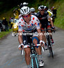 Tony Martin is trying to bridge the gap with two IAM riders and teamate Kwiatkowski...