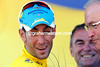 Vincenzo Nibali looks as serene as on day one - the Tour is still going his way..!