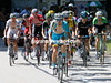 Tanel Kangerts is the sole Astana rider chasing for Vincenzo Nibali ahead of a pack of other team-leaders...