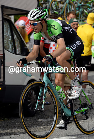 """Bauke Mollema willl lose even more - 2' 40"""" to be exact..!"""