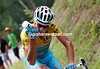 Nibali is one-minute clear of his chasers, drinking water as he goes alone - it will be champagne he drinks next Sunday..!