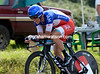 "Sylvain Chavanel took 8th as Champion of France, he was 2' 36"" down on the day..."