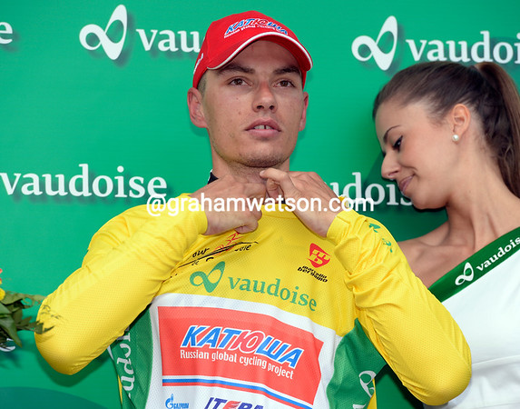 Tour de Romandie - Stage 3