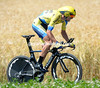 "Roman Kreuziger was disappointed with 19th at 1' 36""..."