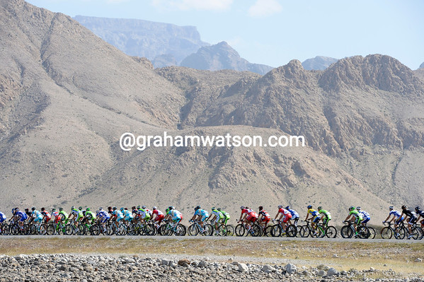 The Tour of Oman is about to leave the mountains behind as it heads towards the coast and the finish...