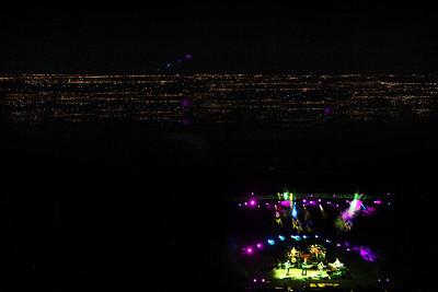 Red Rocks and Blue II - July 3rd, 2011