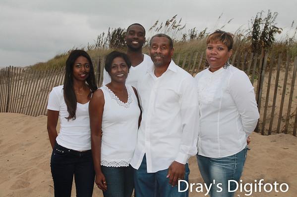 Undra's Family