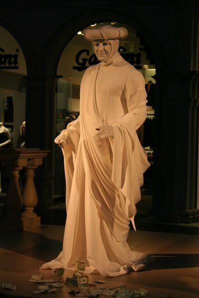 Living statue, Venetian, Las Vegas