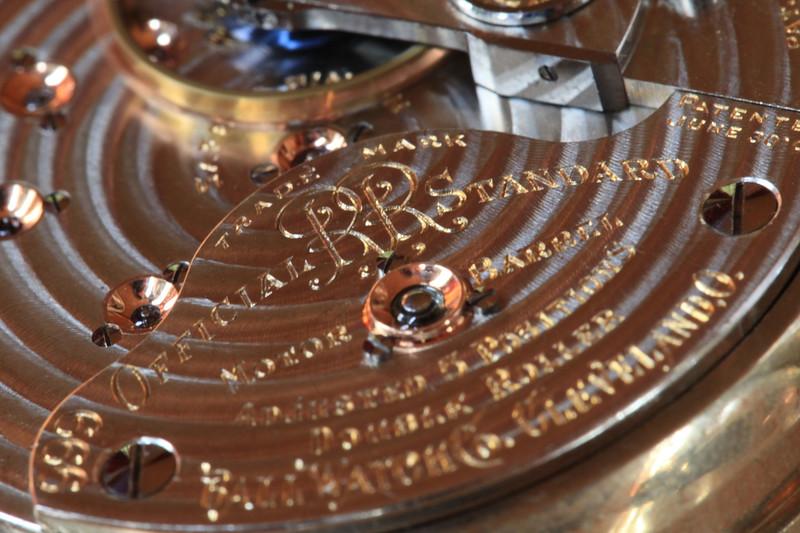 "Ball Watch Company model ""999"", railroad grade pocketwatch circa 1905"