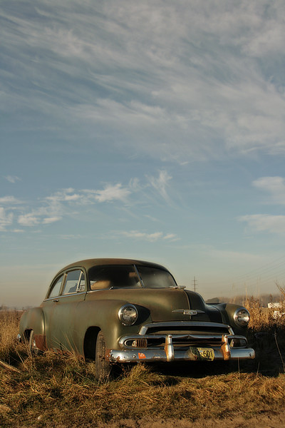 Old Chevy, Somewhere in WI