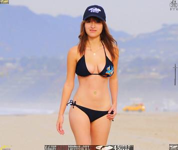 santa monica swimsuit bikini model 1313..00...