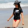 malibu zuma beautiful woman bikini model 498..
