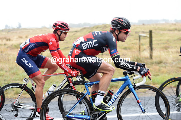 Cadel Evans is the real star of the day, but can he win in this, his last-ever race..?