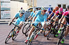 Lars Boom leads Astana through a turn - their sprinter Guardini is in with a chance today...