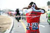 Majid Abalooshi is probably not too worried about today's sprint-finish, he has work to do for his UAE teamates...