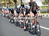 Giant-Alpecin are really chasing hard, with Tobias Ludvigsson at the helm...